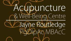 Jayne Routledge Acupuncture & Well Being